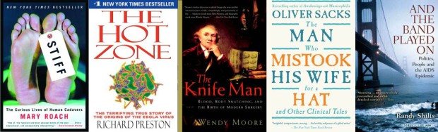 5 More Great Non-Fiction Books for Health Professionals