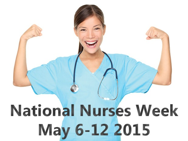 National Nurses Week 2015 at F.A. Davis Company