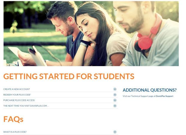 Getting Started for Students