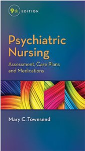 Psychiatric Nursing Mary Townsend